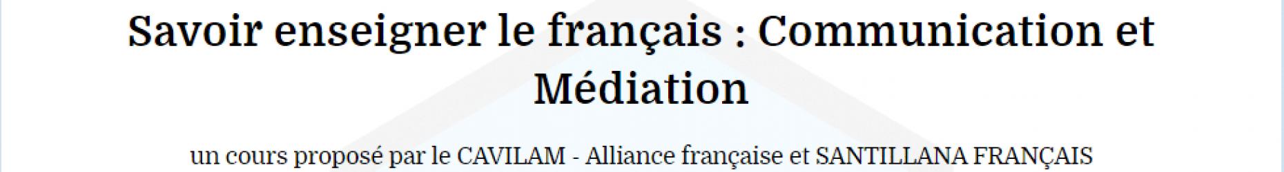 Certificat Cavilam La French Frog